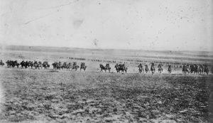 הסתערות פרשי הבריגדה ה-4 האוסטרלית על באר-שבע - 31-אוקטובר-1917
